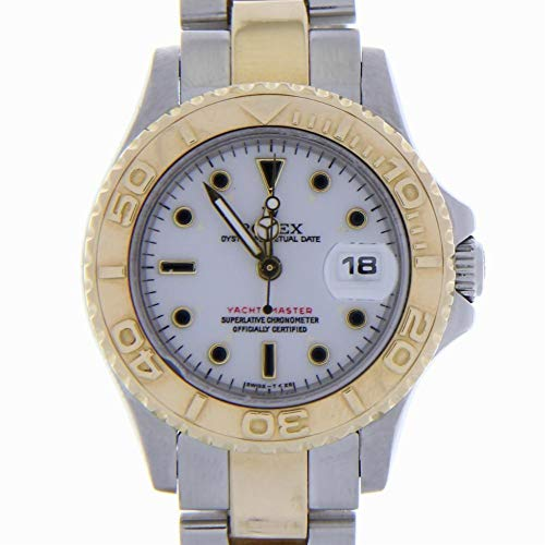 Rolex Yacht-Master Automatic-self-Wind Female Watch 69623 (Certified Pre-Owned)