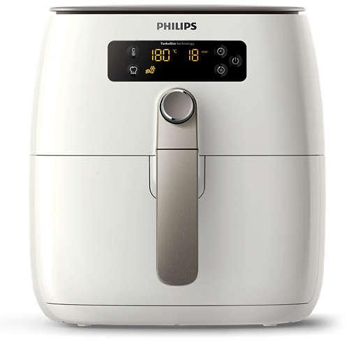Philips Avance Airfryer 2.0 HD9641/66 (Renewed)