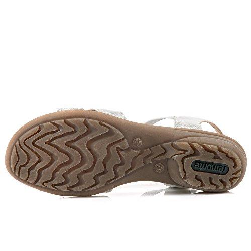 R3633 Remonte White Sandals Remonte Womens R3633 xgT1O8nfqw