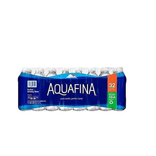 Aquafina Purified Drinking Water (16.9 oz., 32 ct.) SCSC