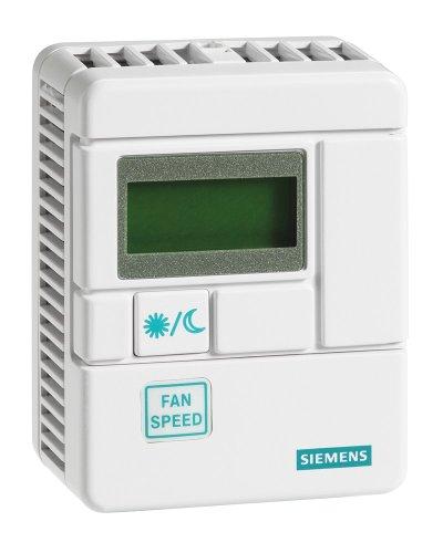 Siemens 540-652B Series 2000 (Interactive) Room Temperature Sensor, TEC, White