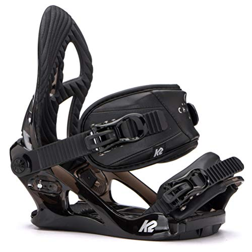 K2 Women's Charm: Snowboard Bindings (Black, Small), used for sale  Delivered anywhere in USA