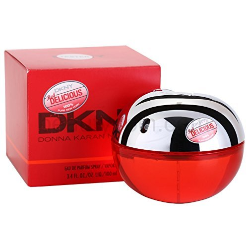 DKNY Red Delicious By Donna Karan For Women Eau De Parfum Spray 100 ml./3.4 Ounce (Dkny Red Delicious Eau De Parfum Spray)