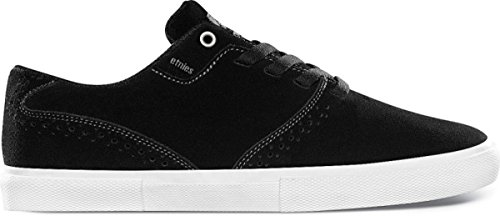 Etnies Skateboard Shoes Jose Rojo Black, shoe size:38