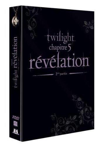 Twilight - Chapitre 5 : Révélation, 2ème partie - Edition collector ()