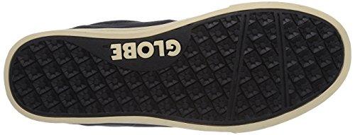 10747 Sneaker baseball nero adulto nero Globe misto sottile Low hawaiano Top da PwxfTOrqP