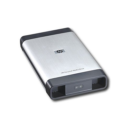 HP HD3000 Personal Media Drive 300 GB USB 2.0 External Hard Drive