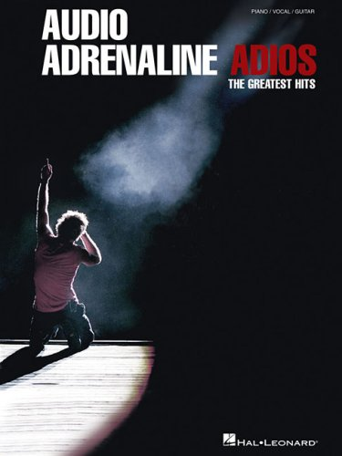 Audio Adrenaline - Adios: The Greatest Hits