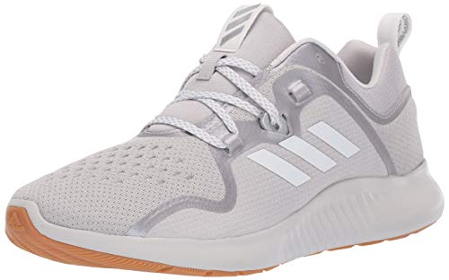 adidas Women's Edgebounce, Silver Metallic/Grey, 5.5 M US by adidas (Image #1)