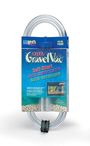 Lees 11553 ultra gravel vacuum cleaner for Aspirarifiuti sera gravel cleaner