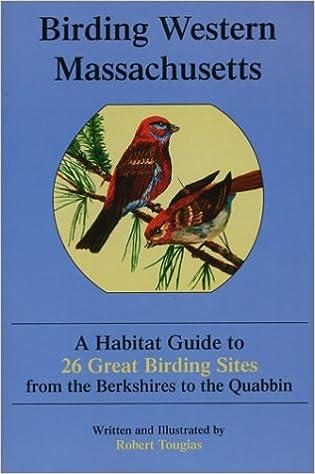 American birding association field guide to birds of massachusetts.