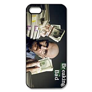 Stylish Hot Custom Breaking Bad Pattern TPU+PC Case Cover for Apple iphone AT&T / Verizon 5 5g 5gs
