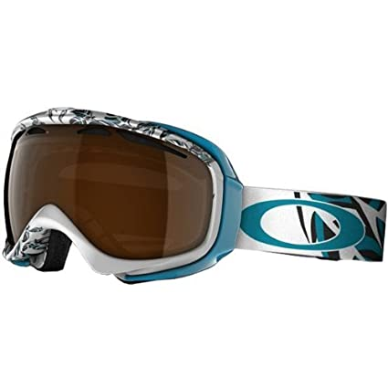 b6620b2fd7 Oakley Jenny Jones Elevate Feather Plume Women s Special Editions Signature  Series Snocross Snowmobile Goggles Eyewear -