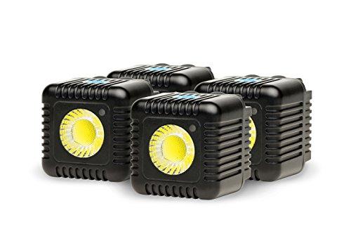 - Lume Cube - Quad Pack (Black)