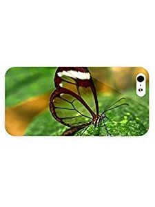 3d Full Wrap Case For Sam Sung Galaxy S4 I9500 Cover Animal Butterfly10