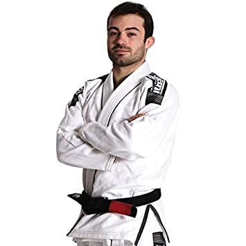 Tatami BJJ GI White Nova Hombre BJJ GI - Kimono Jiu-Jitsu ...
