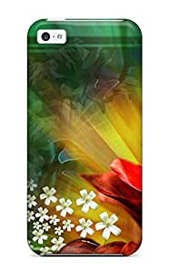 Awesome Design Computer Hard Case Cover For Iphone 5c