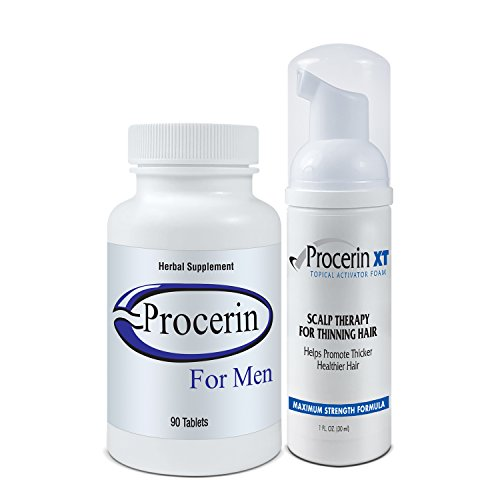 Procerin Combo Pack Month Supply product image