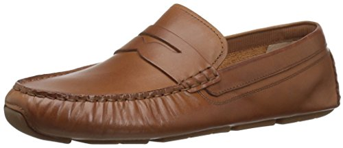 Cole Haan Women's Rodeo Penny Driver, Luggage Leather/Gum, 7.5 B - Shoes Women Driving Haan Cole