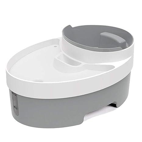 QFFL chongwuyinshuiji Dispensador de Agua para Mascotas Dispensador de circulación eléctrica Perro Gato Dispensador de Agua