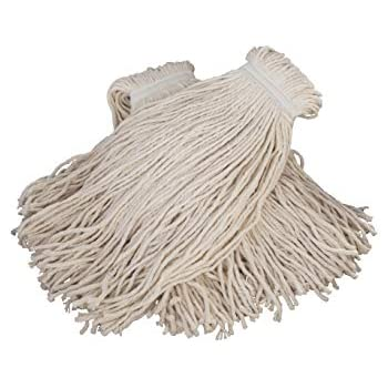 Amazon Com Quickie Traditional Wet Mop Head Replacement