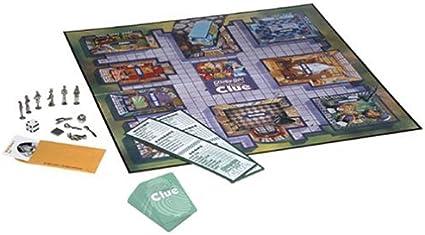 Scooby Doo Clue Board Game: Amazon.es: Juguetes y juegos