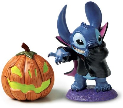 (Stitch as Vampire Statue from Walt Disney Collection )