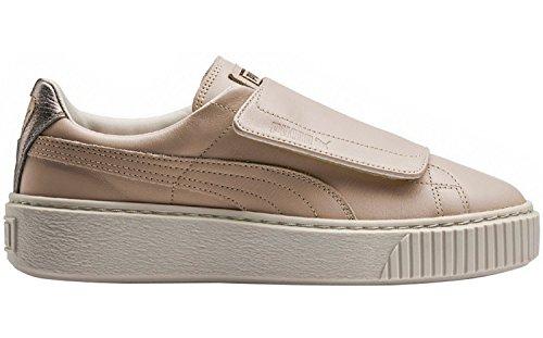 Puma Platform Strap Up Damen Sneaker Neutral