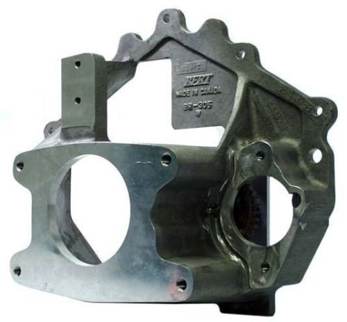 NEW BERT SMALL BLOCK CHEVY ALUMINUM BELLHOUSING AND IDLER GEAR ASSEMBLY FOR MODIFIED, LATE MODEL, AND STREET STOCK RACING, 301-NFC, FOR SBC ENGINES, IMCA, UMP, USMTS, ETC