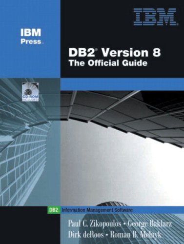 DB2(R) Version 8: The Official Guide