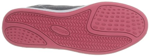 Kappa Udele, Women's Trainers Gris (Grey/Pink)