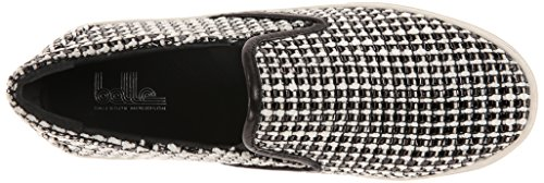 Tweed Sneaker by Belle White Fashion Saras3 Sigerson Women's Morrison Black pwqwRzv