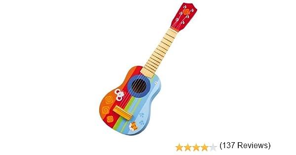 Sevi - Guitarra (Trudi 82012): Amazon.es: Juguetes y juegos