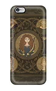 AndreaPope Snap On Hard Case Cover Brave 27 Protector For Iphone 6 Plus by mcsharks