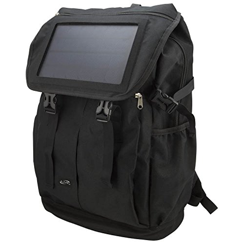 iLive Electronics ILIVE-IABB56B Bluetooth Solar Back Pack USB Cable by iLive Electronics