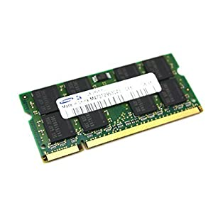 Samsung M470T2953CZ3-CE6 Memory Laptop 1GB 2Rx8 PC2-5300S
