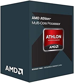 AMD Athlon 3.70GHz Quad Core Processors