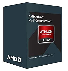 AMD Athlon X4 860K Black Edition CPU Quad Core FM2+ 3700Mhz 95W 4MB AD860KXBJABOX