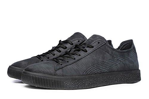 Baskets Puma Herren Noir De Clyde