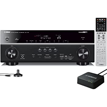 Yamaha RX-V773WA 7.2- Channel Network AV Receiver (Discontinued by Manufacturer)
