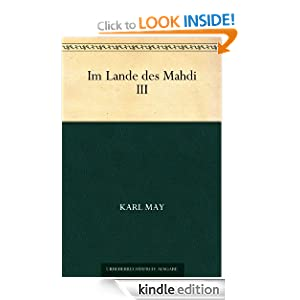 Im Lande des Mahdi:Band 2 (German Edition) Karl May