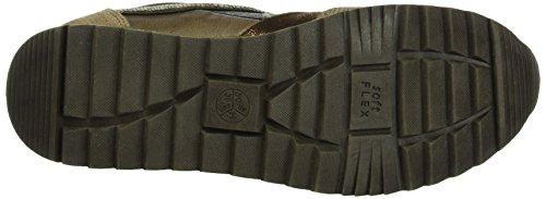 Jana Damen 23701 Sneaker Braun (Taupe Comb 349)