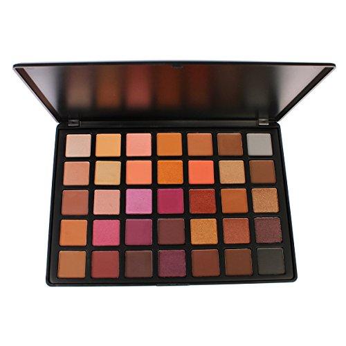 Beauty Creations 35 Color Pro Eye Shadow Palette (Emma)