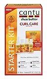 Cantu Shea Butter Curl Care Starter Kit, 3 Fl Oz, 4count, 3 Oz
