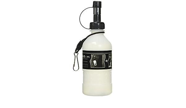 Amazon.com : eDealMax Viaje del gato del perro casero dispensador portátil de Botella de la bebida de agua, 300 ml, Blanca : Pet Supplies