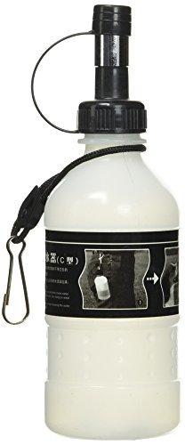 Viaje del gato del perro casero DealMux dispensador portátil de botella de la bebida de agua, 300 ml, blanca: Amazon.es: Productos para mascotas