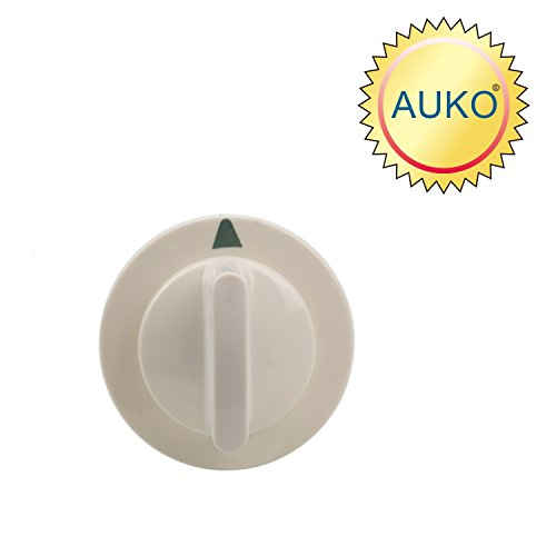 WE1M652 Timer Knob Replacement for General Electric GE Dryer Part Replaces AP3995164 PS1482196 1264289 by AUKO