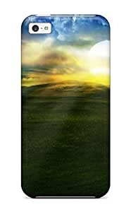 CaseyKBrown Premium Protective Hard Case For Iphone 5c- Nice Design - Spring Bliss