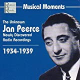 Musical Moments - The Unknown Jan Peerce, 1934-1939