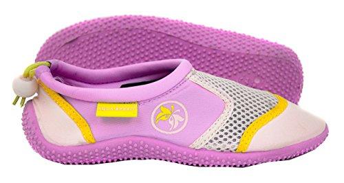buy popular 958f1 4b24e rosa Aqua Como Los Violeta Mar Protección Pies Zapatillas Agua amarillo  Playa as14 Ideal Zapatos Para La Speed De ad4aq
